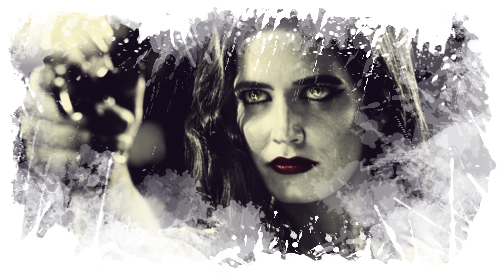 Eva Green image. Movie scene
