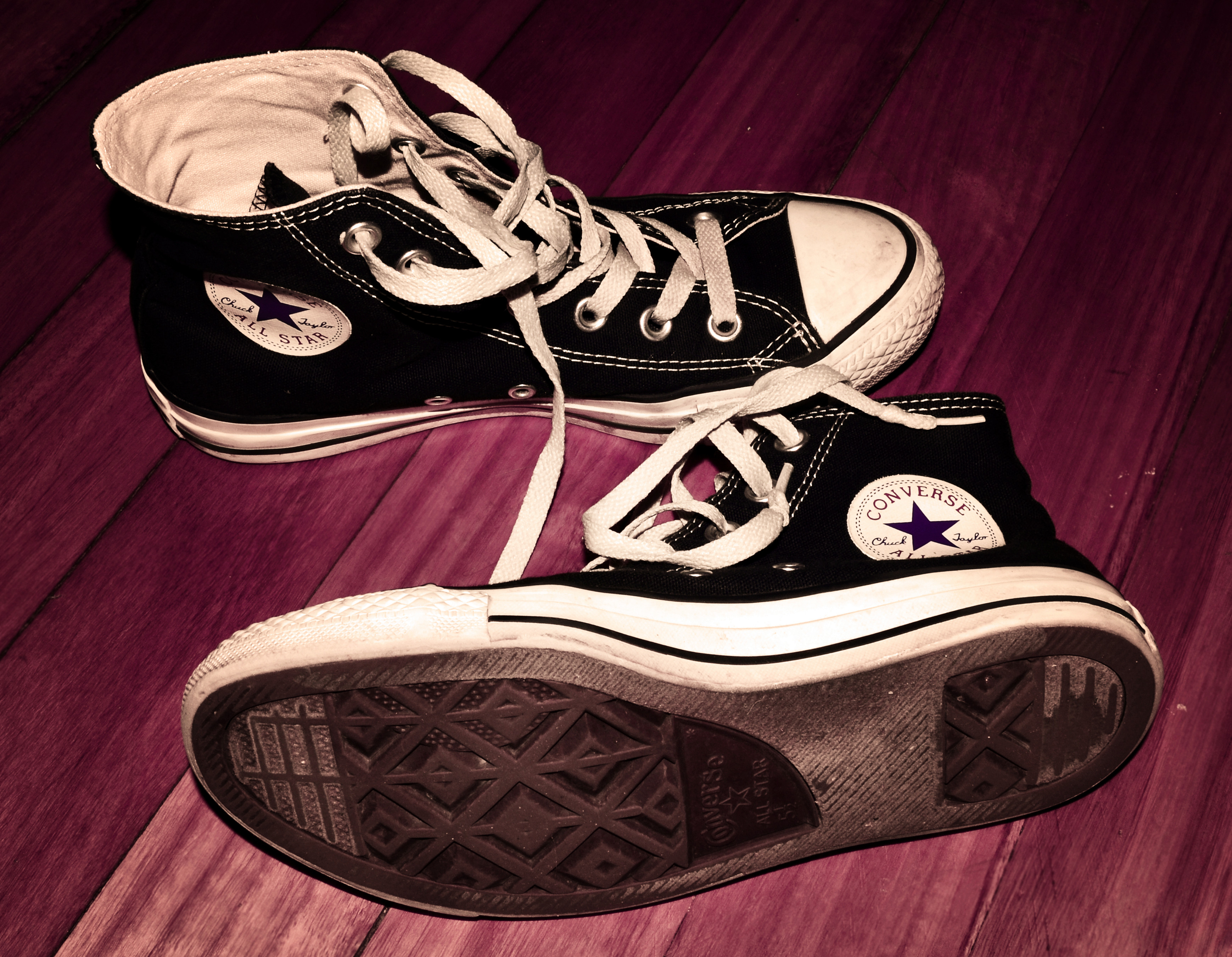 6288a7096 La historia de las zapatillas Converse All Star
