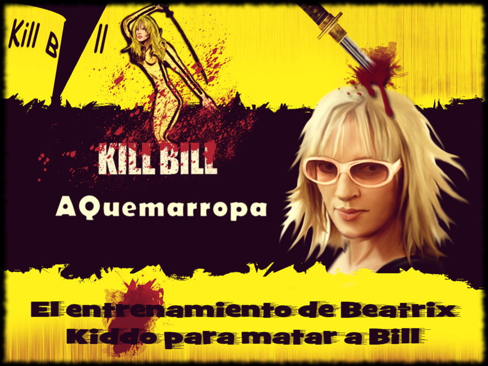 Artwork sobre Beatrix Kiddo